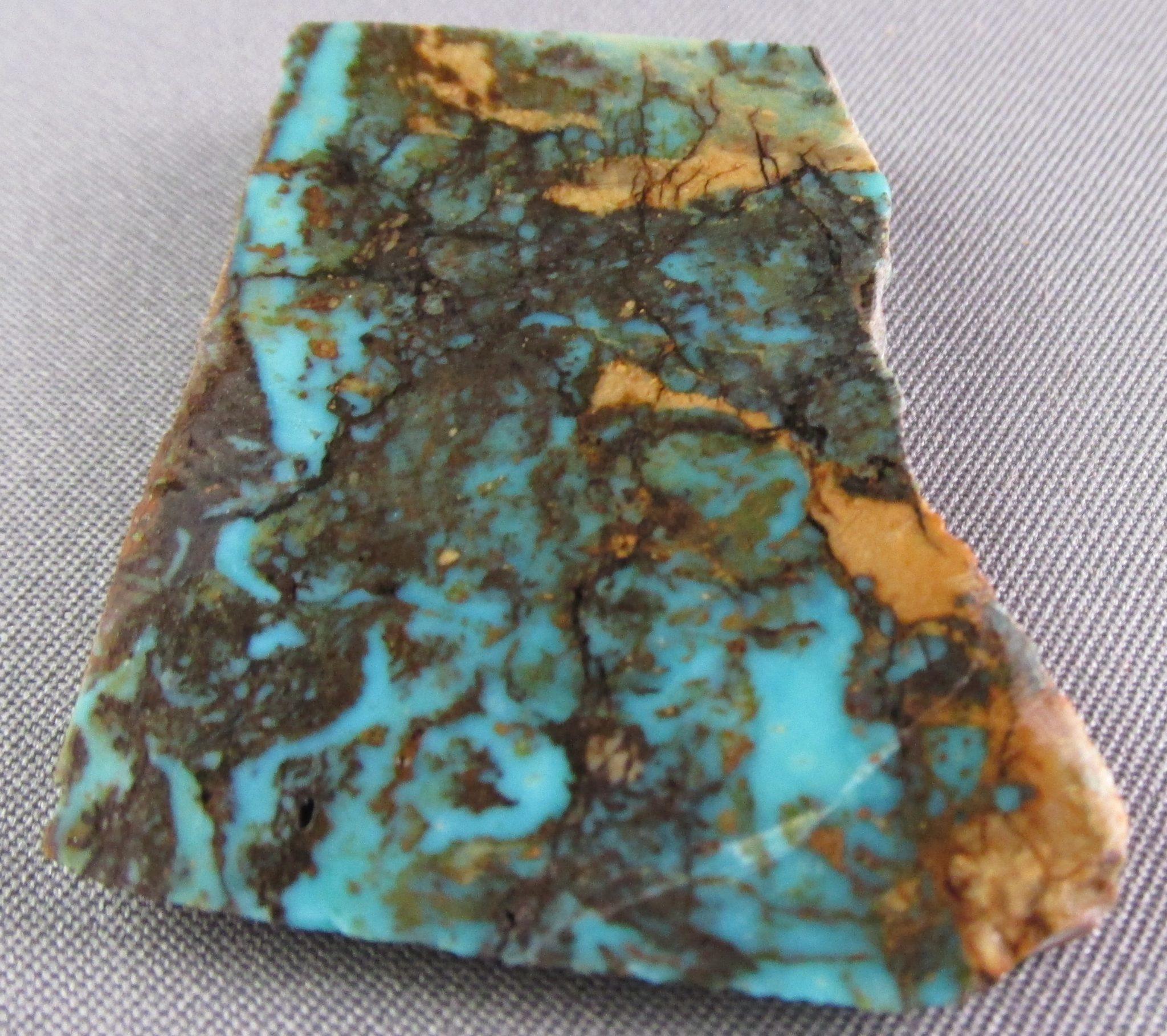 Turquoise Mountain Turquoise from Kingman